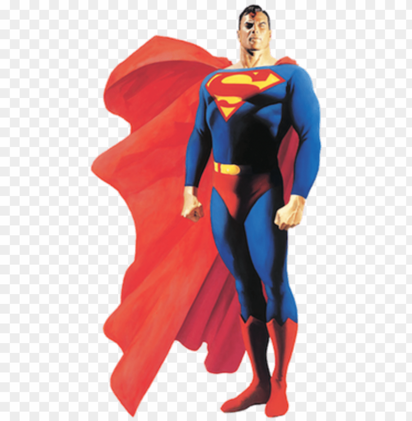 free PNG superman alex ross poster PNG image with transparent background PNG images transparent