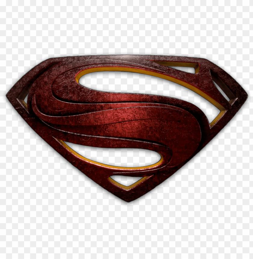 free PNG superman man of steel symbol - man of steel logo PNG image with transparent background PNG images transparent