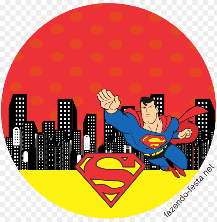 free PNG superman party theme, superman party decorations, superhero - superman latinha PNG image with transparent background PNG images transparent