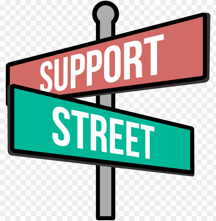 free PNG support street - street PNG image with transparent background PNG images transparent