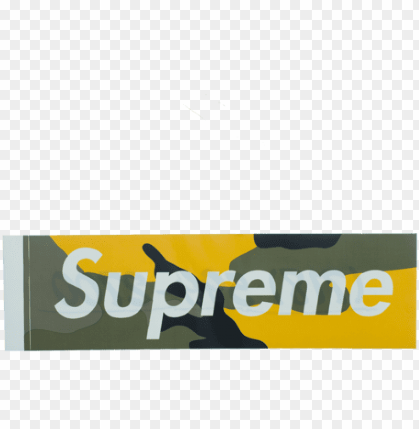free PNG supreme brooklyn sticker - supreme brookly PNG image with transparent background PNG images transparent