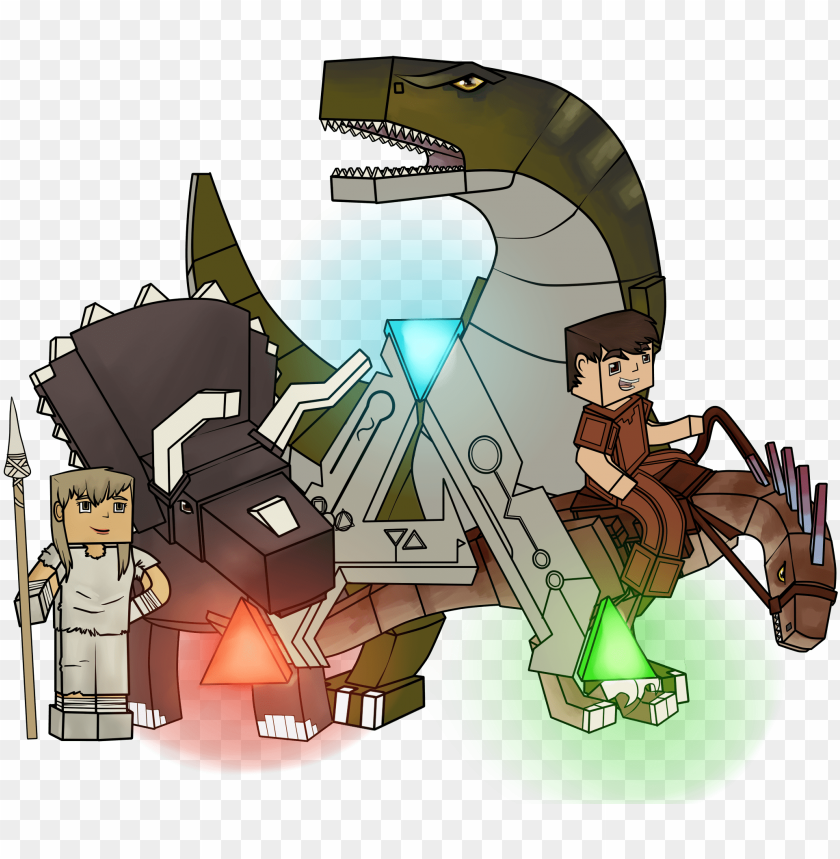 free PNG survival clipart mapping - minecraft dinosaur mods 1.12 2 PNG image with transparent background PNG images transparent