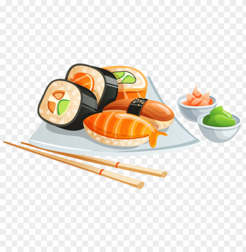 Download sushi clipart png photo | TOPpng