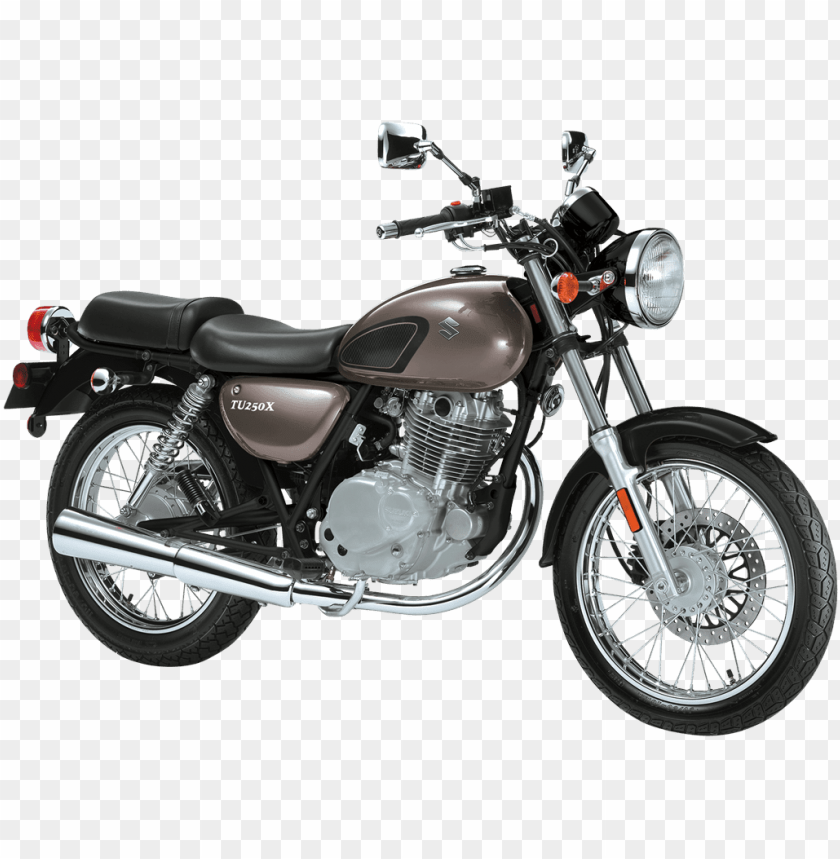 free PNG Download suzuki tu 250x motorcycle png images background PNG images transparent
