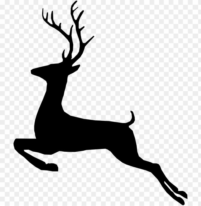 Svg Free Download Onlinewebfonts Deer Icon Png Image With Transparent Background Toppng