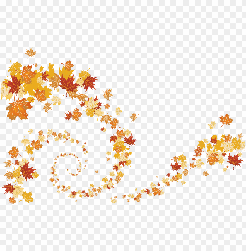 free PNG svg free library autumn leaves leaf clip art transprent - watercolor fall leaves clipart PNG image with transparent background PNG images transparent