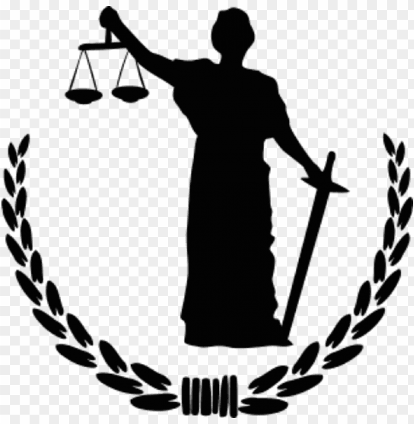 Svg Free Library Collection Of High Quality Free Cliparts Lady Justice Silhouette Png Image With Transparent Background Toppng