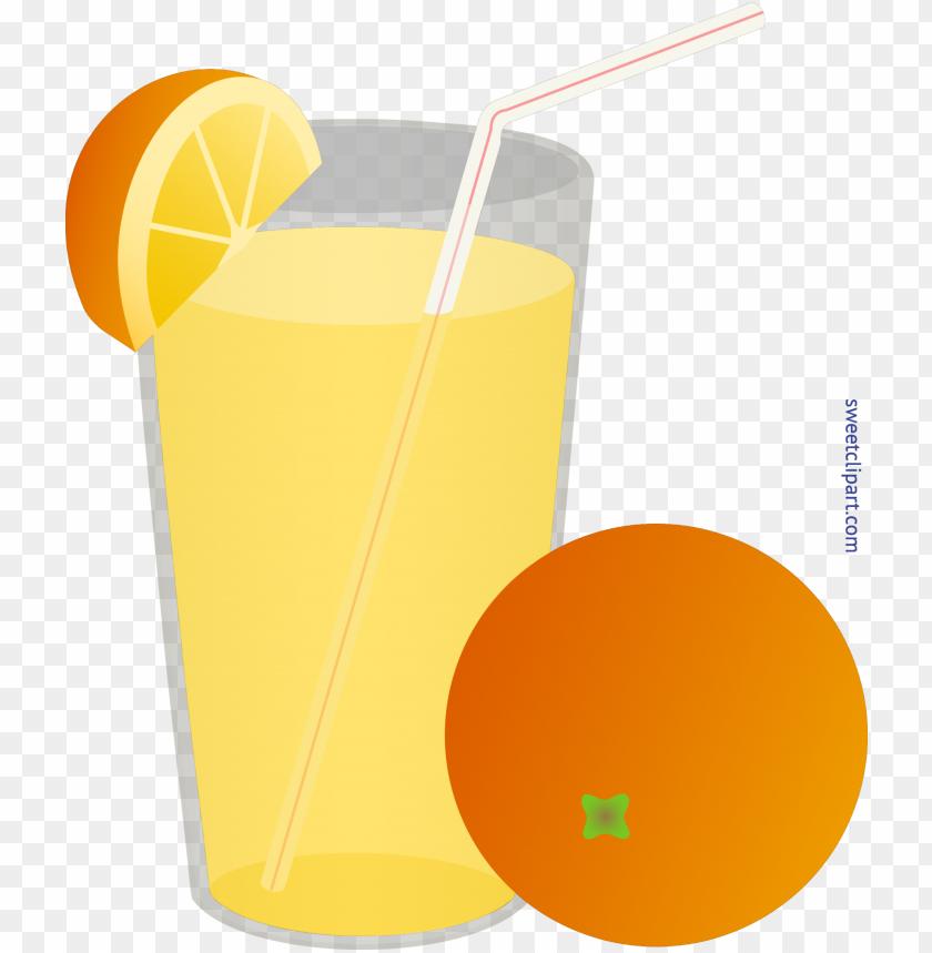 free PNG svg glass orange juice whole wedge clip art - orange juice cartoon transparent background PNG image with transparent background PNG images transparent