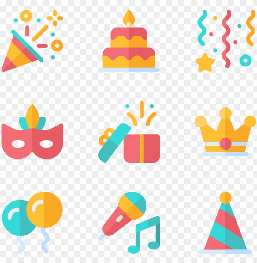 free PNG svg transparentbirthday clip surprise word - surprise icon png - Free PNG Images PNG images transparent