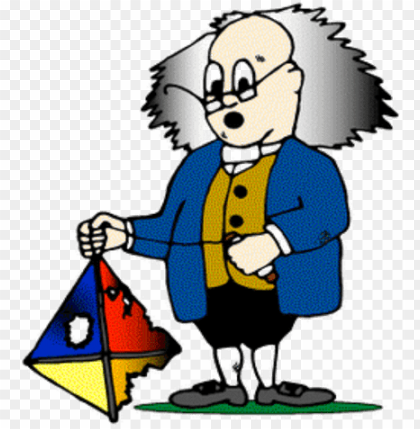 swim fins - ben franklin kite gif PNG image with transparent background@toppng.com