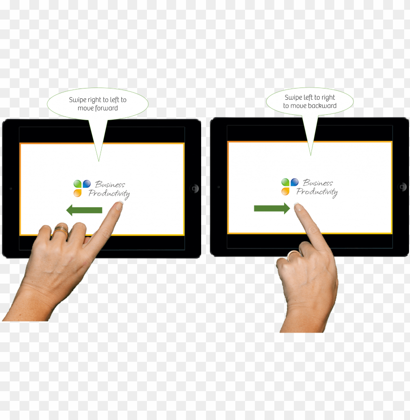 free PNG swipe back and forth on powerpoint for ipad - apple ipad family PNG image with transparent background PNG images transparent