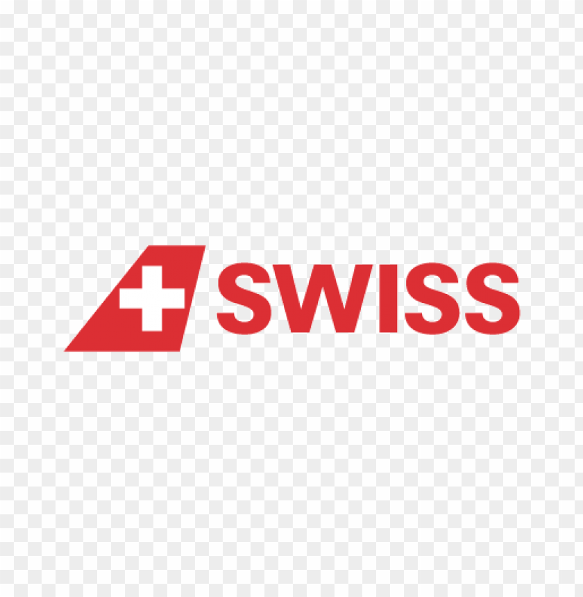 free PNG swiss international air lines logo vector PNG images transparent