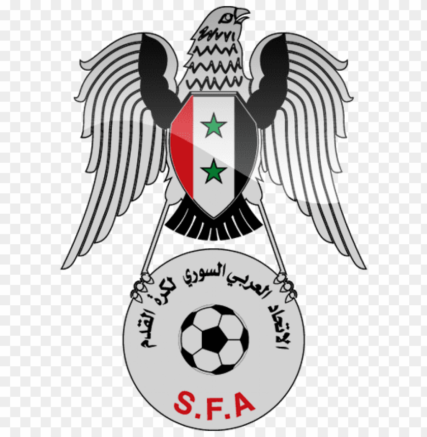 free PNG syria football logo png png - Free PNG Images PNG images transparent