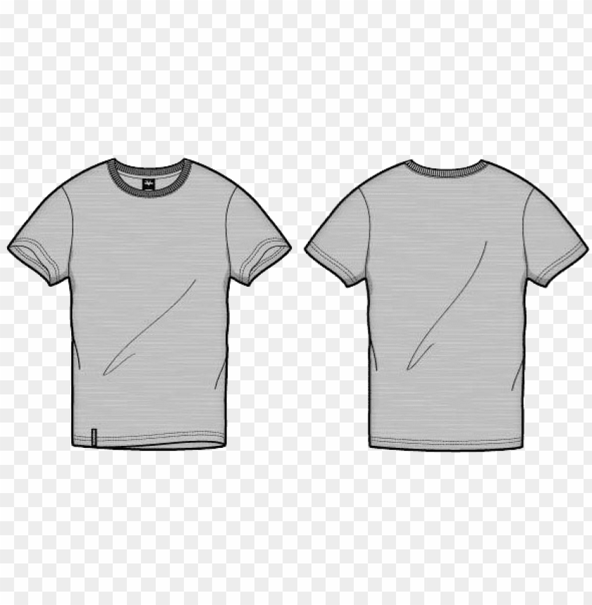 free PNG t-shirt template png image background - plain grey t shirt template PNG image with transparent background PNG images transparent