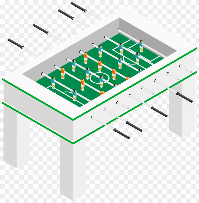 Download Table Football Game Clipart Png Photo Toppng