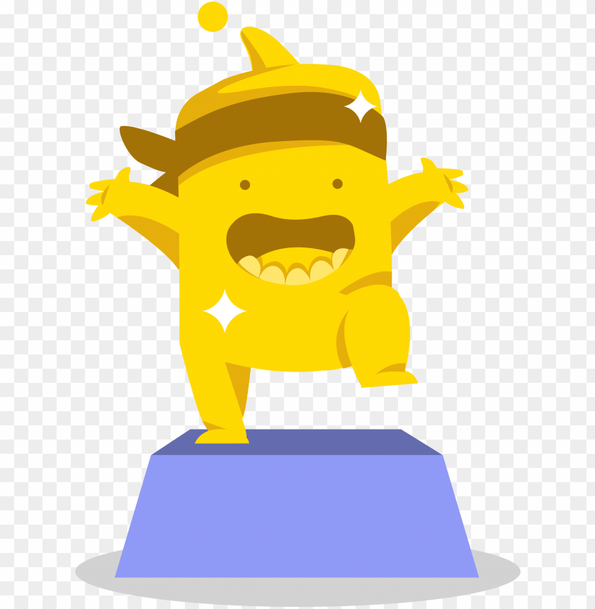 free PNG take apart, class dojo, speakers, tweed, monsters, - class dojo trophy PNG image with transparent background PNG images transparent