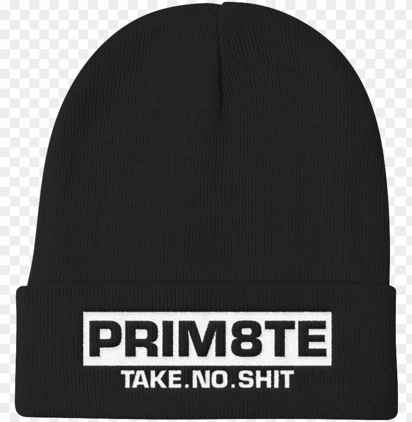 free PNG take no shit beanie - beanie PNG image with transparent background PNG images transparent