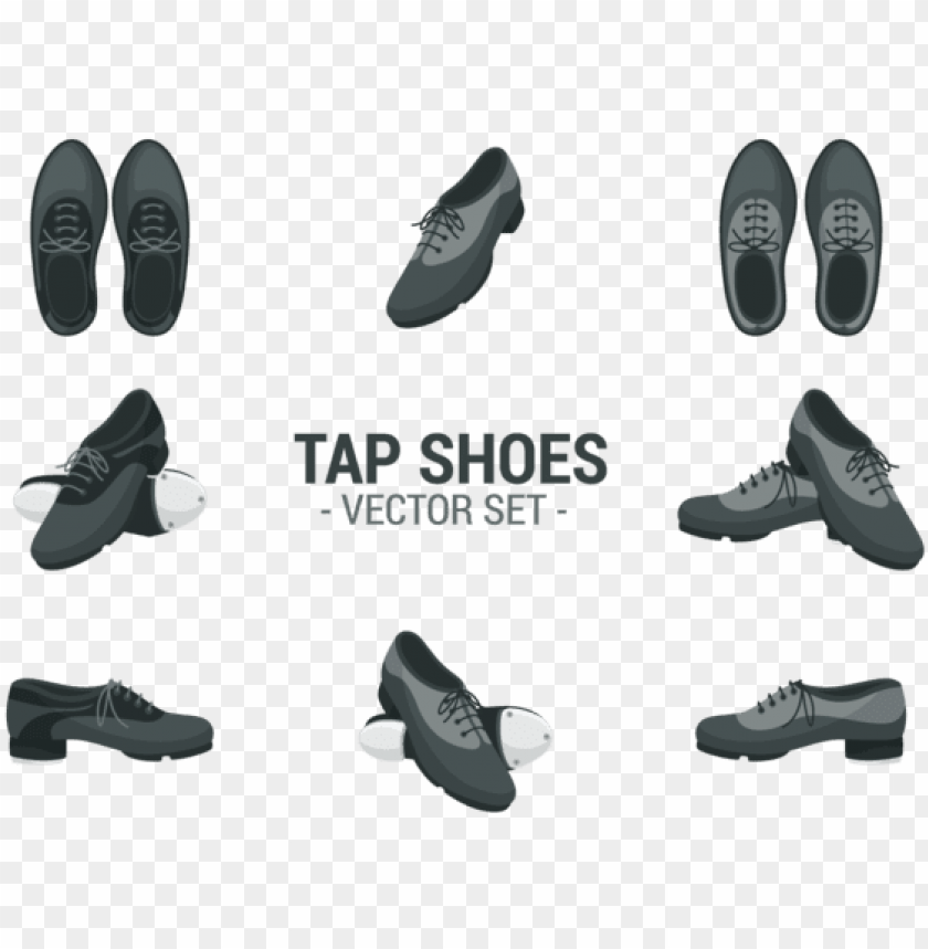 Tap Shoes Icons Vector Tap Dancing Icon Png Free Png Images Toppng
