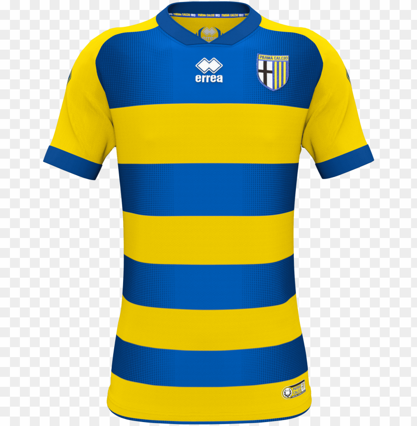 free PNG tap to expand - parma away kit 18 19 PNG image with transparent background PNG images transparent