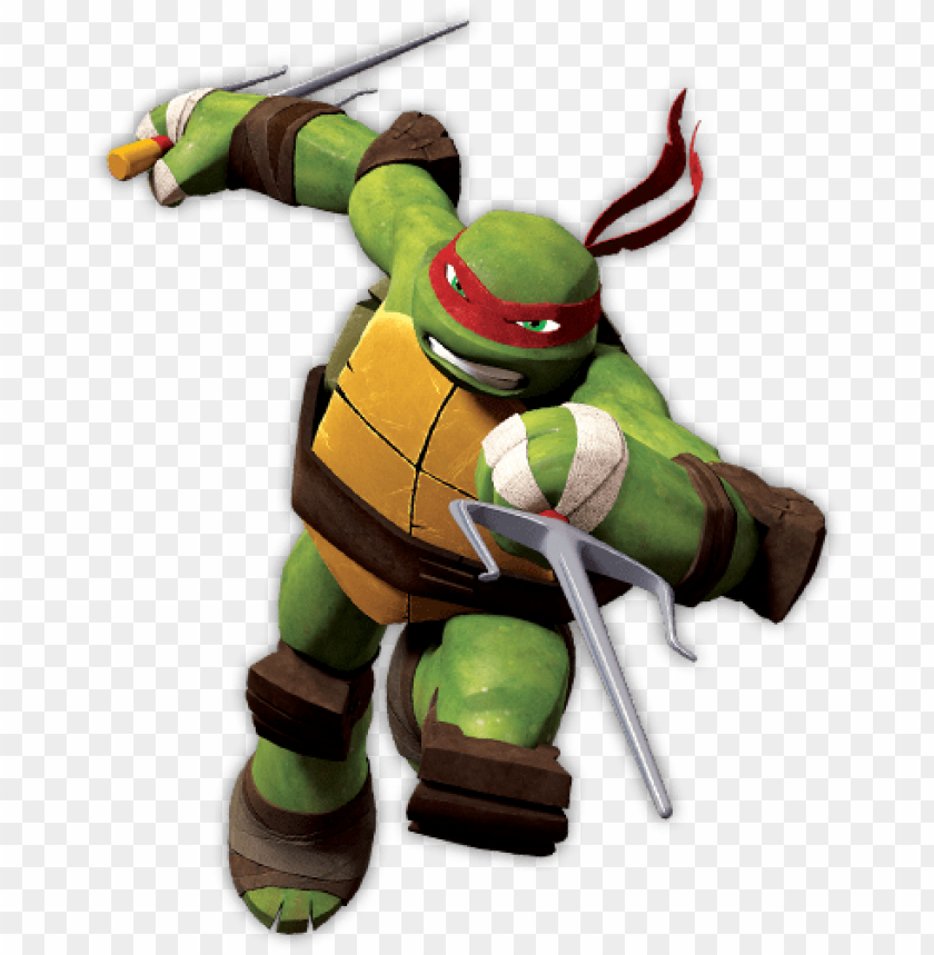 Tartaruga Ninja Vermelho Png Image With Transparent Background