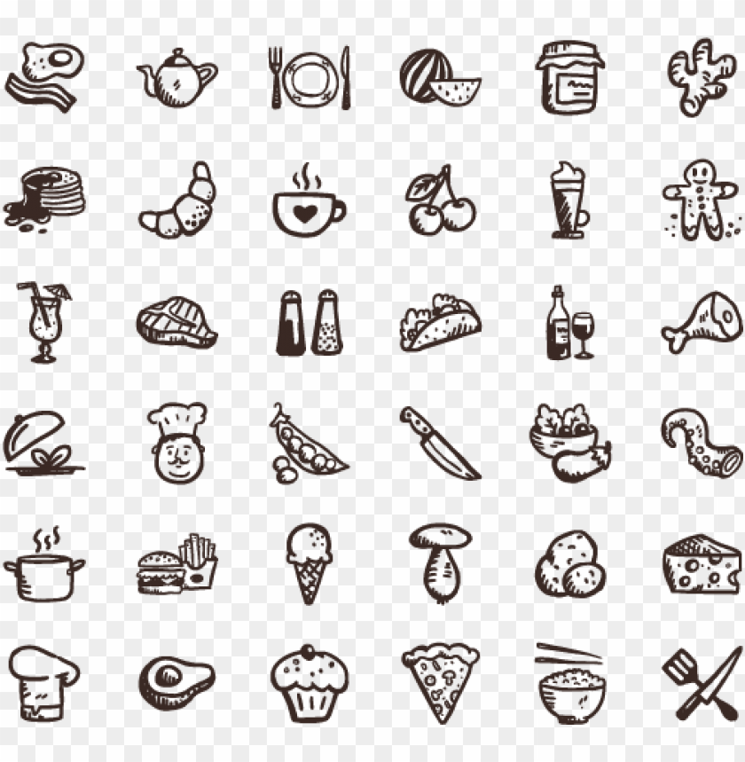 tasty icons freefood icons - free food icons png - Free PNG Images@toppng.com