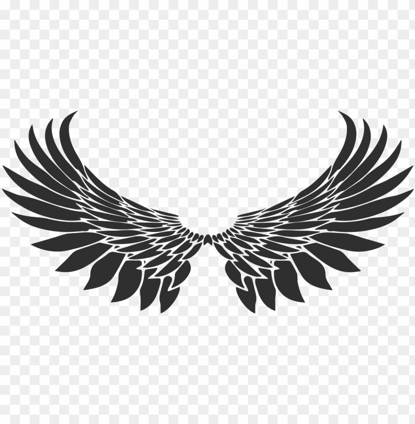free PNG tattoo wings png - wings tattoo on neck PNG image with transparent background PNG images transparent