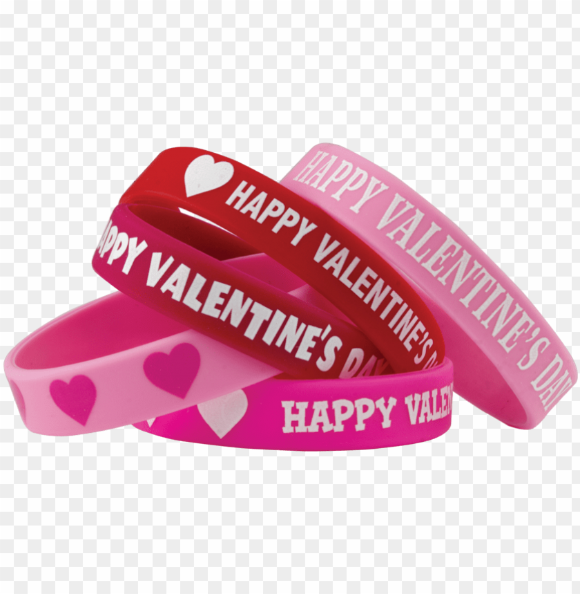 free PNG tcr6564 happy valentine's day wristbands image - happy new year 2012 PNG image with transparent background PNG images transparent