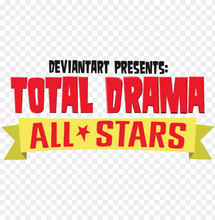 free PNG tdas logo - total drama all-stars and pahkitew island PNG image with transparent background PNG images transparent