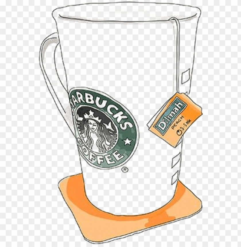 free PNG tea coffee cup starbucks bag free clipart hd clipart - tea PNG image with transparent background PNG images transparent
