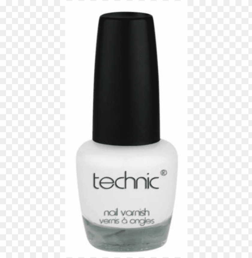 free PNG technic nail polish white - nail polish PNG image with transparent background PNG images transparent