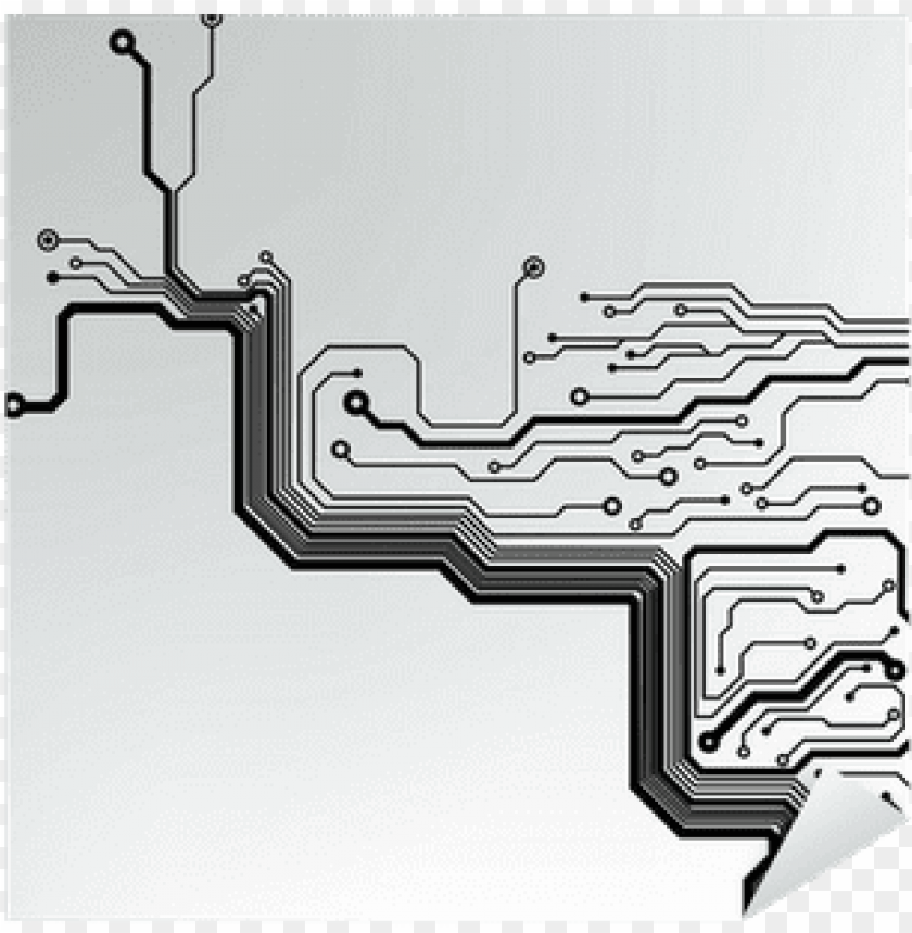 free PNG technology wall mural PNG image with transparent background PNG images transparent
