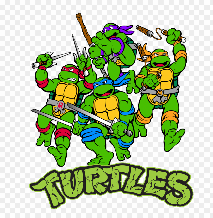 Teenage Mutant Ninja Turtle S Png Free Png Images Toppng