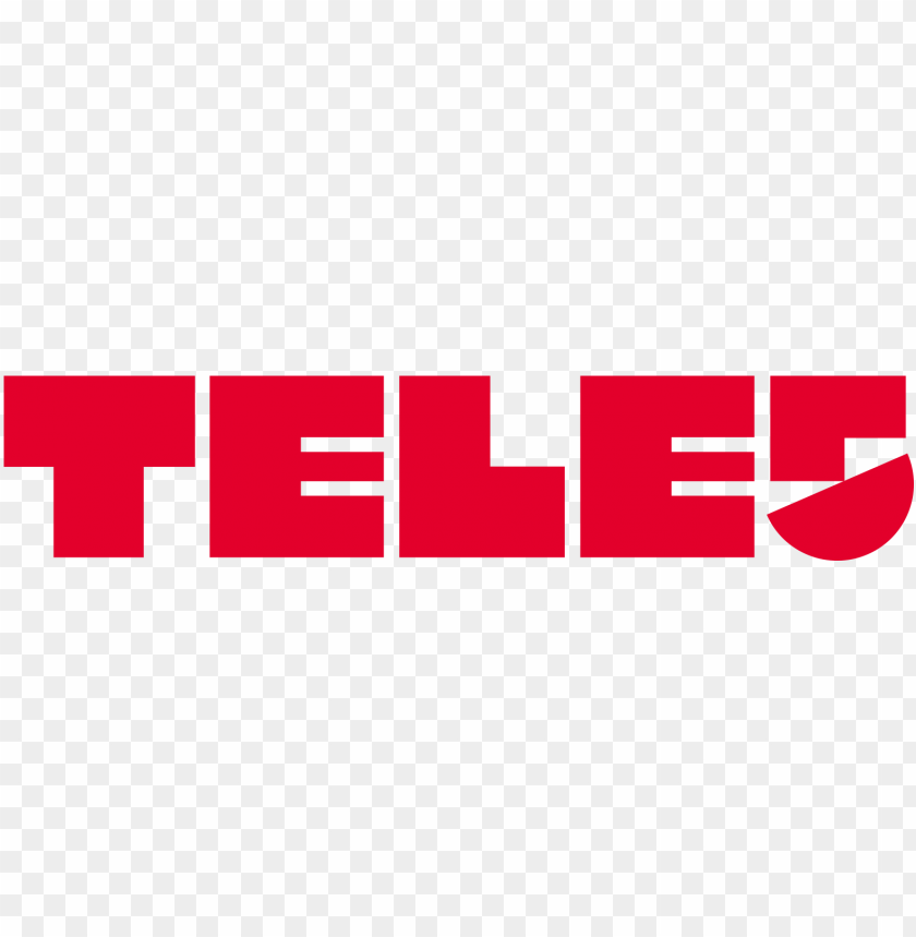 free PNG tele 5 logo - tele 5 PNG image with transparent background PNG images transparent