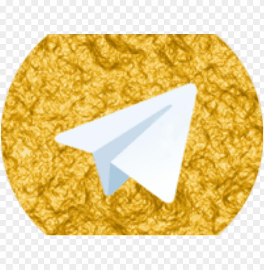 free PNG telegram talaeii icon 500x383@2x - telegram gold icon png - Free PNG Images PNG images transparent