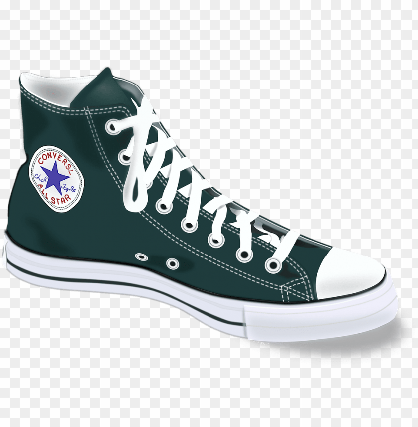 Extremadamente importante manzana Superior  tenis converse PNG image with transparent background | TOPpng