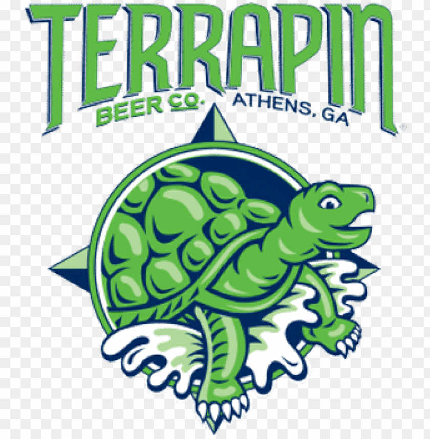free PNG terrapin beer company - terrapin beer logo PNG image with transparent background PNG images transparent