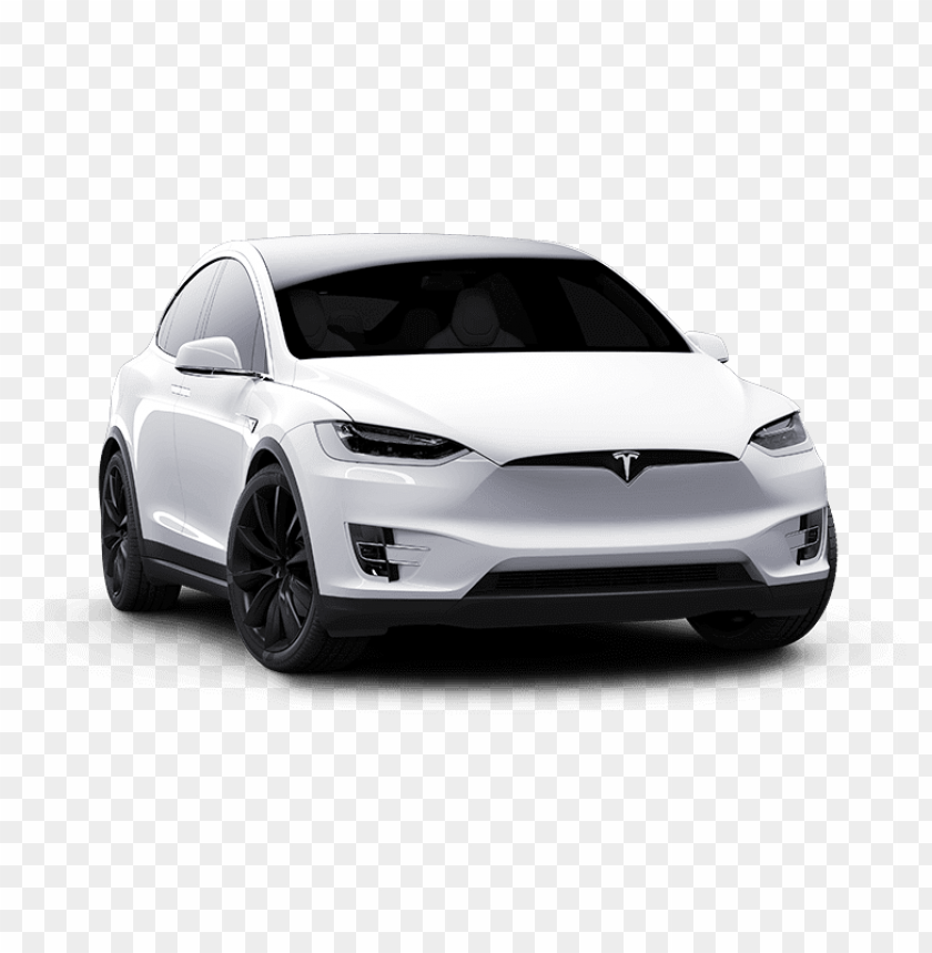 Download Tesla Model 3 White Front View Png Images Background Toppng