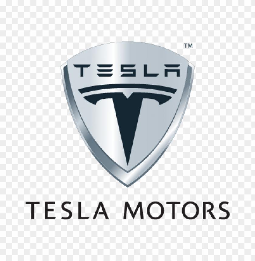 Tesla Motors Logo Vector Free Download Toppng