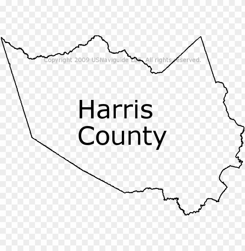 free PNG texas map outline png - harris county map outline PNG image with transparent background PNG images transparent