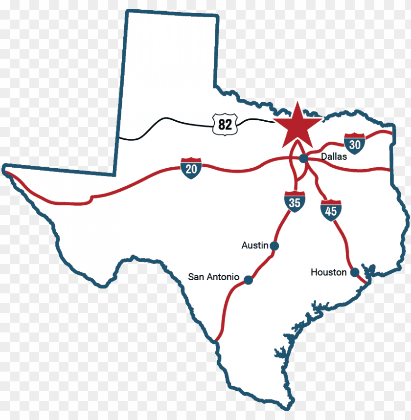 free PNG texas map roads leading to gainesville - zodiac seats gainesville tx PNG image with transparent background PNG images transparent