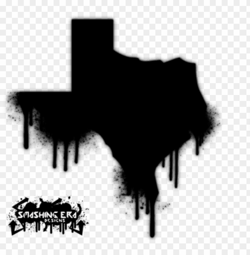 free PNG texas paint drip psd - texas psd PNG image with transparent background PNG images transparent
