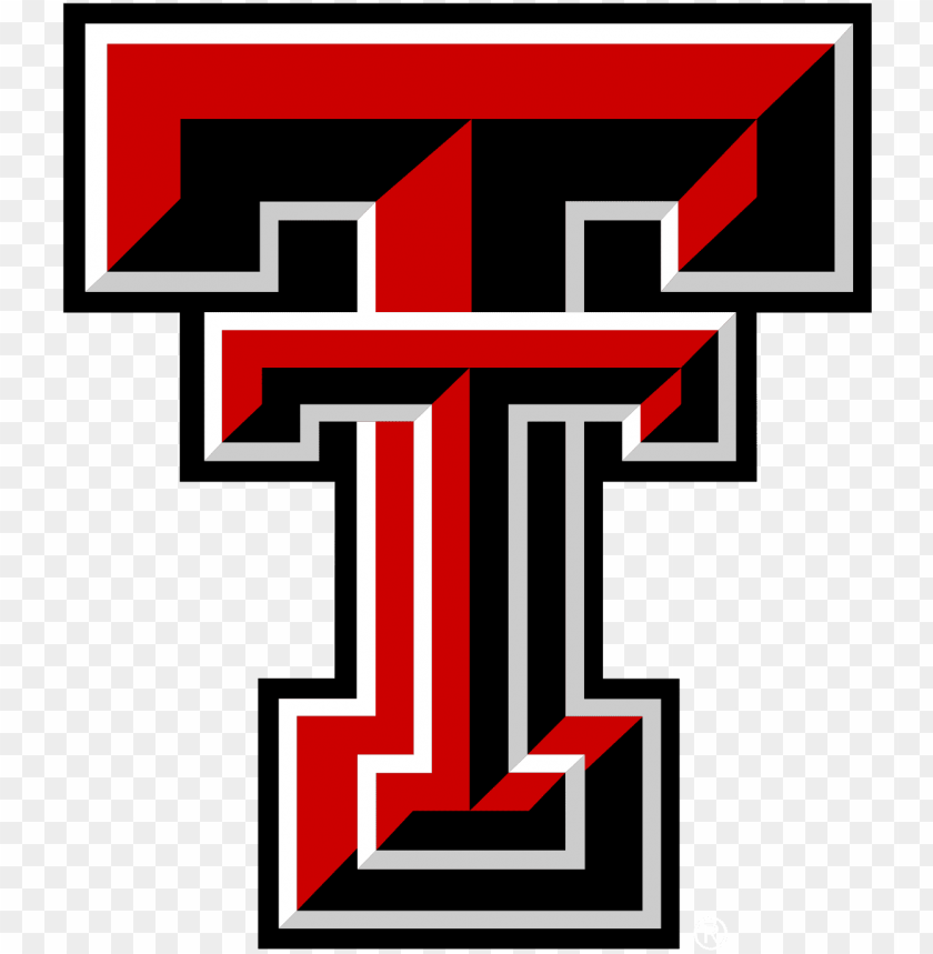 Texas Tech Red Raiders Texas Tech Logo Png Image With Transparent Background Toppng