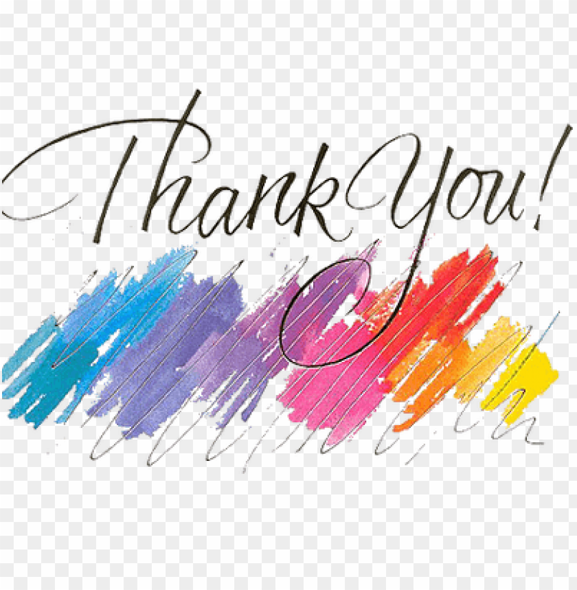 Thank You Pencil Png Image With Transparent Background Toppng