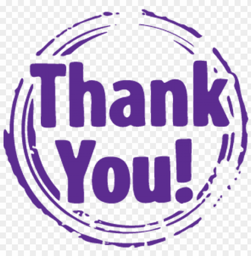 free PNG thank you purple stamp - thank you stamp PNG image with transparent background PNG images transparent