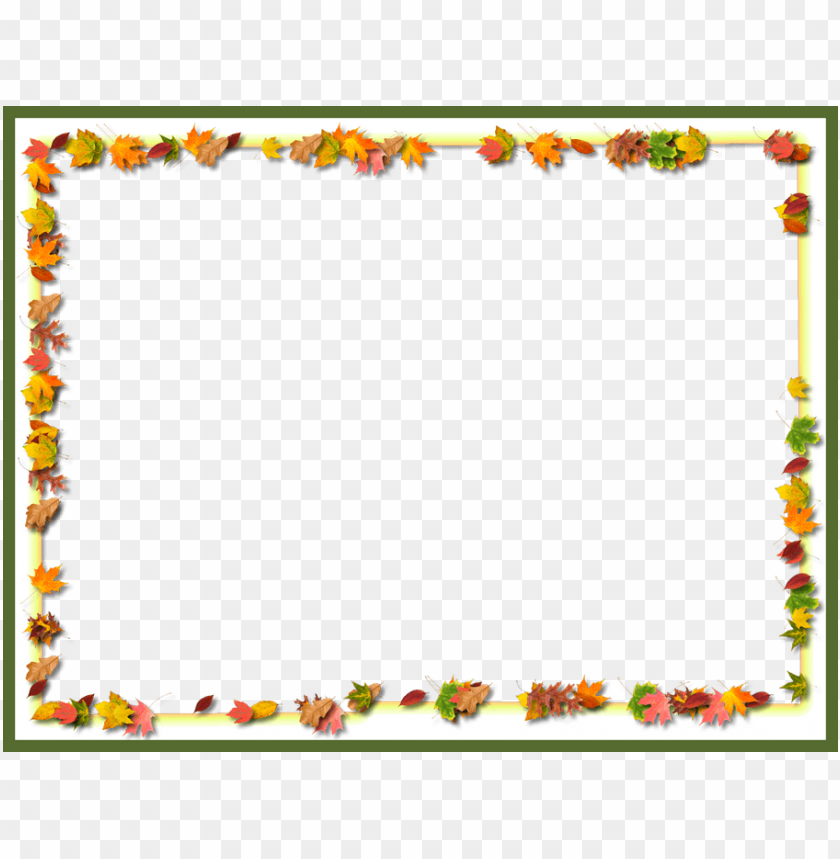 Thanksgiving Border Png Image With Transparent Background Toppng Mobile legends how to get the new avatar borders! thanksgiving border png image with