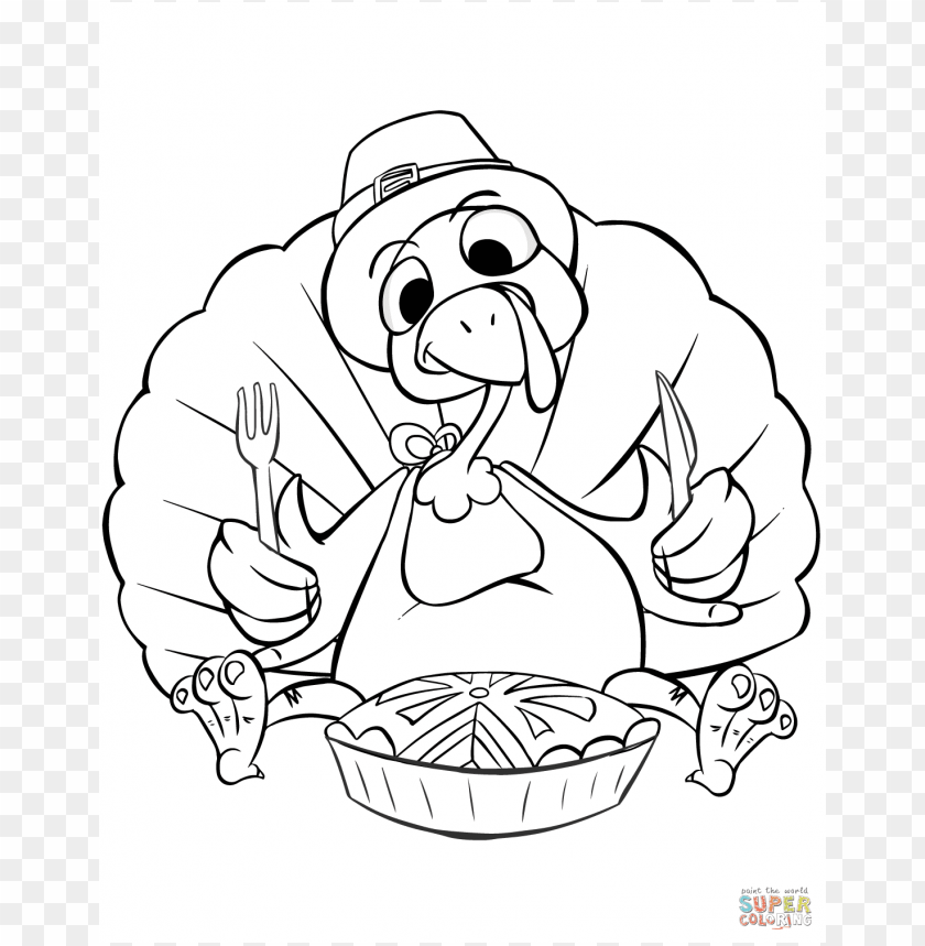 Free Thanksgiving Coloring Pages Printables For Kids - More Than A ... | 859x840