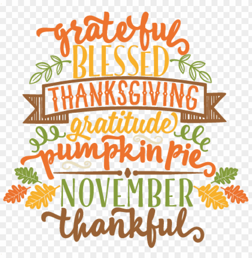 free PNG thanksgiving cute PNG image with transparent background PNG images transparent