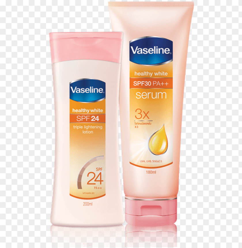 free PNG thật sự có công dụng tốt trong phần dưỡng da, nhất - vaseline healthy white perfect 10 PNG image with transparent background PNG images transparent