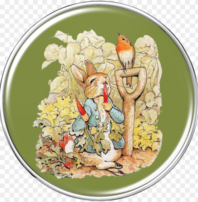 free PNG that's all folks - beatrix potter peter rabbit PNG image with transparent background PNG images transparent