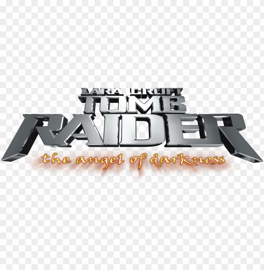 The Angel Of Darkness Tomb Raider The Angel Of Darkness Logo Png Image With Transparent Background Toppng